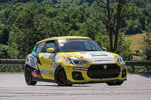 Suzuki Rally Cup: Prima gioia per Iani-Puliani al Rally Alba