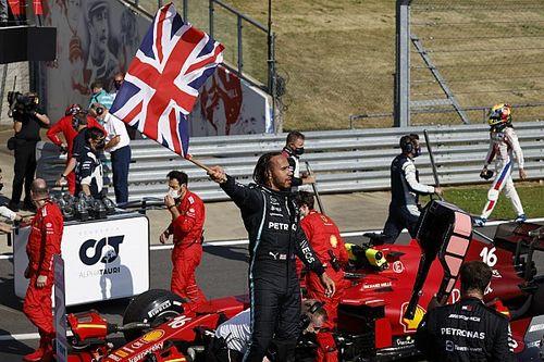 Verstappen: Disrespectful celebration showed how Mercedes 'really are'