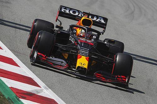 西班牙大奖赛FP3:维斯塔潘最快,领先汉密尔顿0.2秒