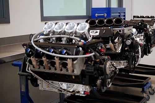 Supercars Singkap Tampilan Pertama Mesin V8 Gen3