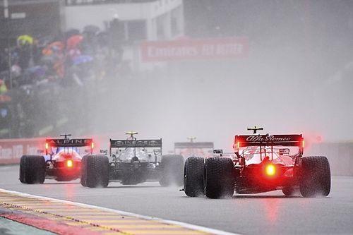 """ألفا روميو: نتيجة سباق بلجيكا """"أضرّت"""" بالجميع في الفورمولا واحد"""