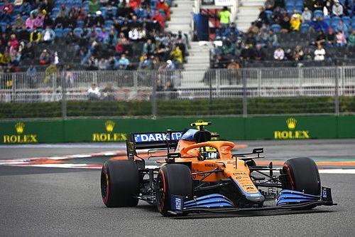 "Norris ""risked quite a bit"" for surprise Russian GP F1 pole"