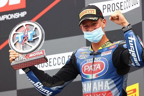 Locatelli surprised to score first WSBK podium at Assen