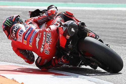 Баньяя: Только сейчас я почувствовал мотоцикл Ducati