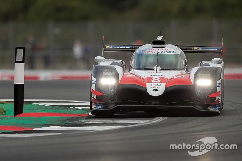 Toyota de Alonso vence 3ª seguida pelo mundial de endurance