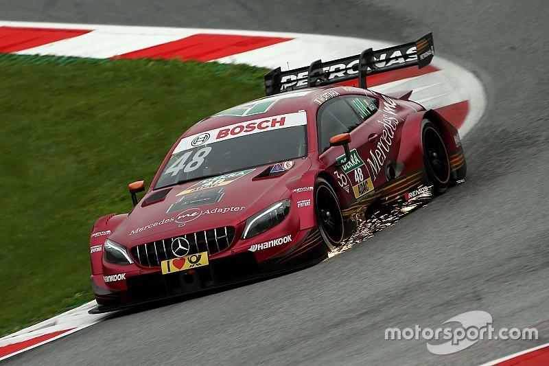 Mortara über zweite DTM-Saison mit Mercedes: