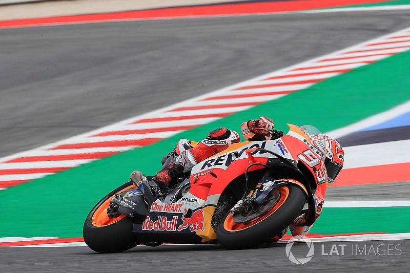 Маркес опередил гонщиков Ducati на разминке в Мизано
