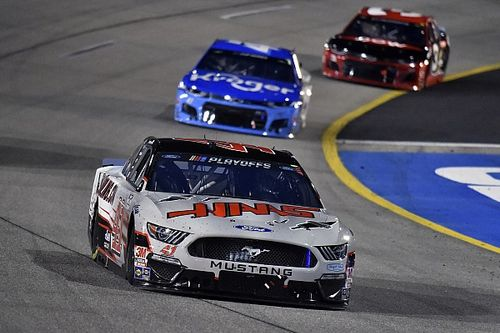 "Cole Custer: ""We can hold our head high"" despite playoff exit"
