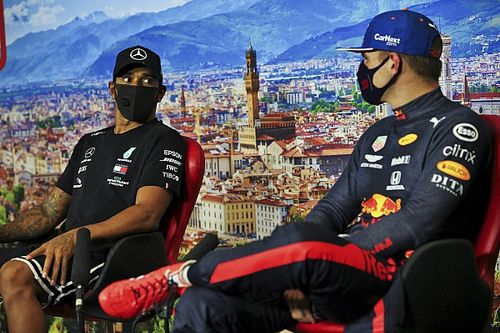 """Verstappen: ¿Hamilton a Red Bull? Solo quiero ser campeón"""""""