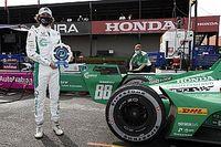 Herta na pole position