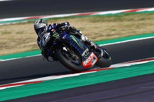 MotoGP, Misano 2: beffa Bagnaia, pole bis di Vinales
