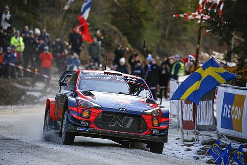 """Breen's confidence """"higher than normal"""" for WRC return"""