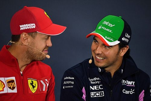 "Vettel ""closer to retirement"" than to another team - Perez"