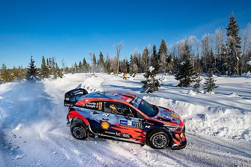 "WRC hybrid rules make it ""credible platform"" - Hyundai"
