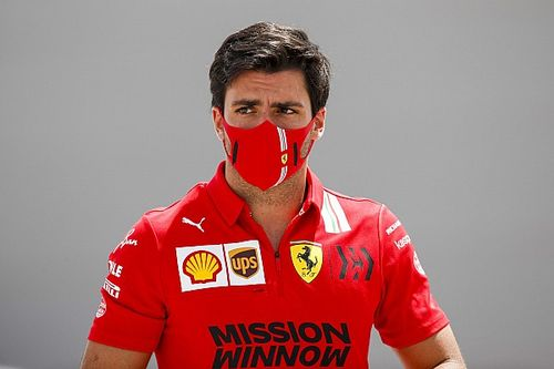 Sainz brings much-needed fresh air to Ferrari - Binotto