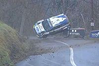 WRC: Primeiro dia do Rali de Monte Carlo tem acidente impressionante de Suninen; veja vídeo