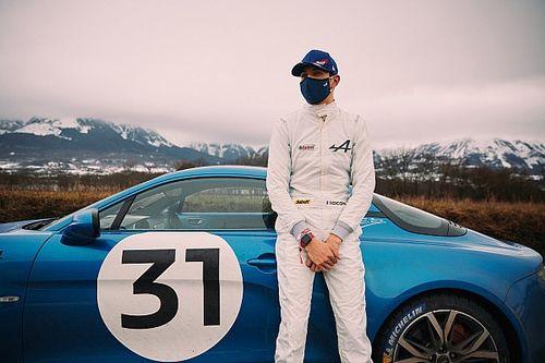 """Ocon respeita ainda mais pilotos de rali após experiência no WRC: """"É preciso muita coragem para fazer isso"""""""