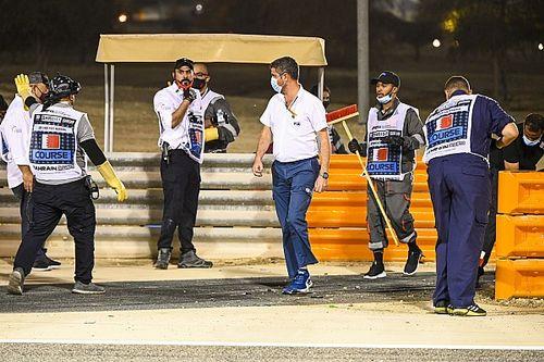 How the FIA will investigate Grosjean's accident