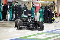 Pourquoi Bottas n'a changé que 3 pneus lors de son dernier arrêt