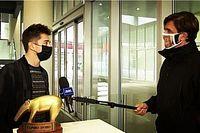 Altın Tapir Ödülü'nü Charles Leclerc aldı
