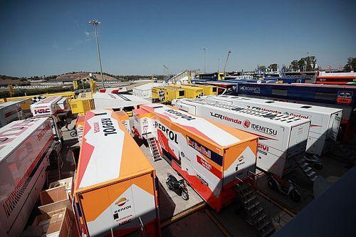 Le MotoGP ne quittera pas l'Europe en 2020