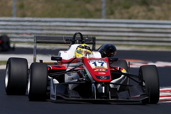 Гюнтер в Венгрии стартует с поула во всех трёх гонках