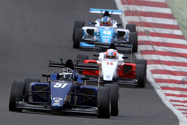 BF3 Oulton Park BF3: Indian quartet endure difficult weekend amid crashes