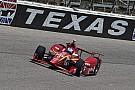 Ganassi cars dominate practice at Texas