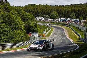 WTCR Breaking news WTCR to use special one-off tyre for Nurburgring