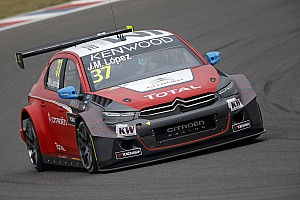 WTCC Qualifying report Argentina WTCC: Lopez takes pole after Guerrieri's time disallowed