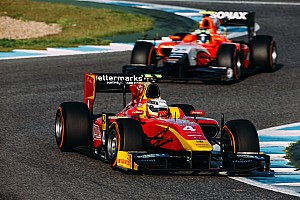 FIA F2 Важливі новини Херес замінив Сепанг у календарі GP2 сезону-2017