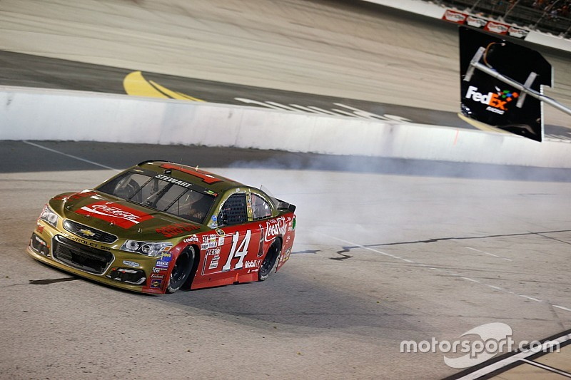 Tony Stewart called to meeting with NASCAR for incident - video