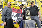 Brown earns Top Fuel title, Force takes Funny Car win
