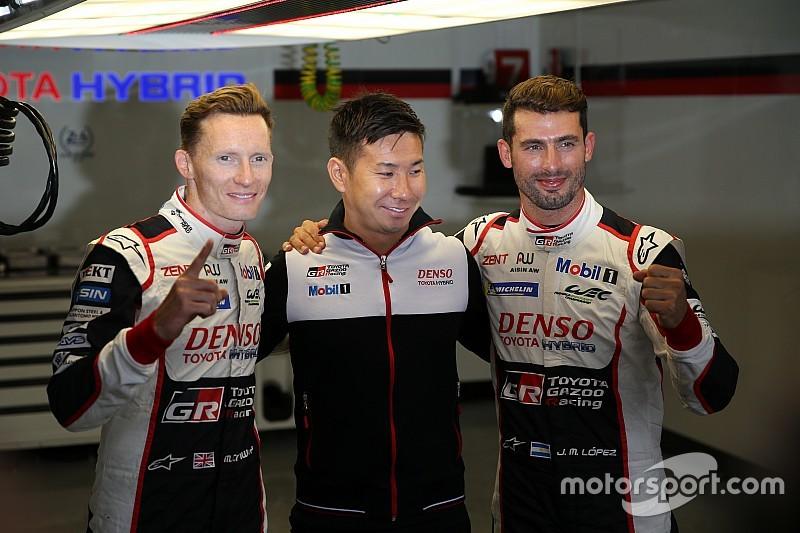 Toyota forma primeira fila em Silverstone; Alonso sai em 2º