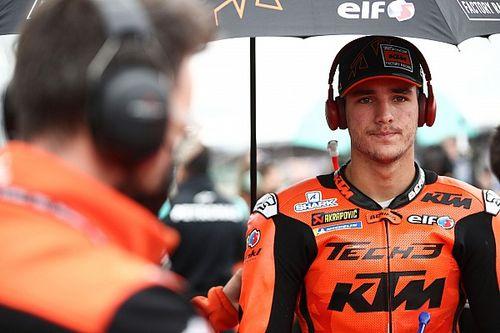 KTM MotoGP outcast Lecuona set for 2022 Honda WSBK switch