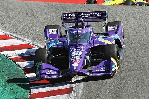 Grosjean 'felt like Zanardi' in Corkscrew passes for Laguna Seca podium charge