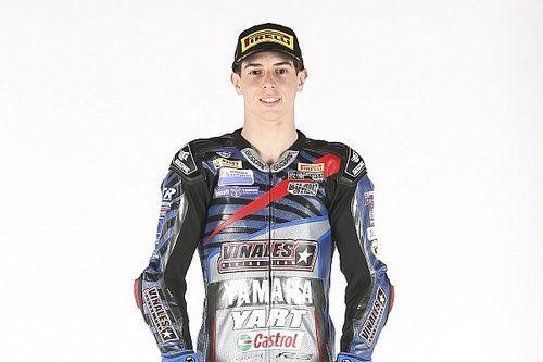 Supersport 300 rider Vinales dies after Jerez crash