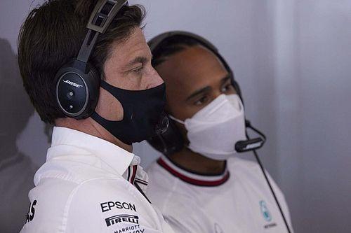 F1: Wolff tem dúvidas se corrida sprint seguirá no próximo ano