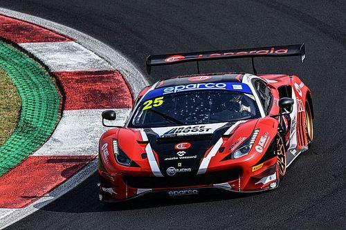 GT Endurance, Vallelunga: risposta Ferrari nelle Libere 2