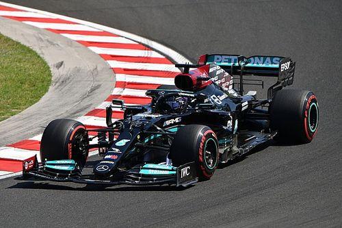 F1: Hamilton mantém comando da Mercedes na Hungria e lidera TL3