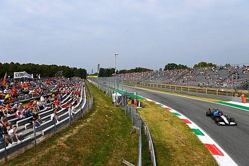 """GP d'Italia: c'erano le """"Gradonate"""" low cost alla curva Alboreto"""