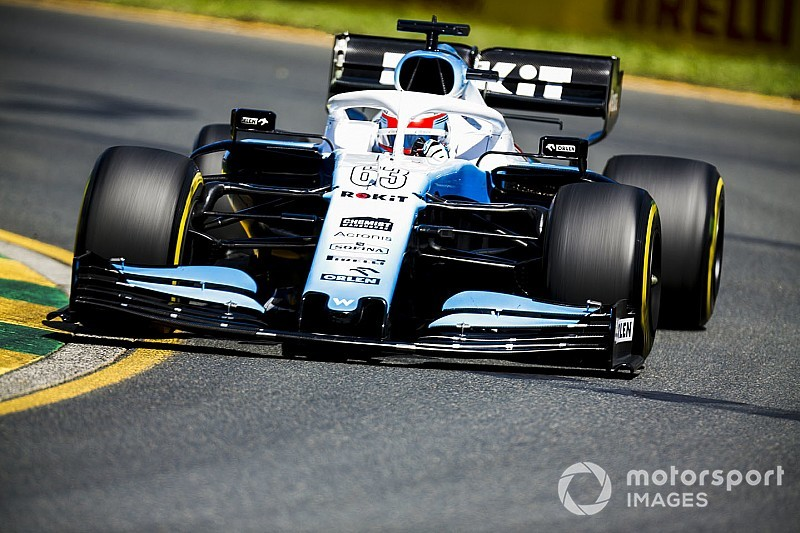 Williams not as bad as times suggest, says Russell