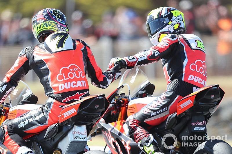 Fotogallery SBK: la Ducati domina a Phillip Island, Bautista firma la tripletta!