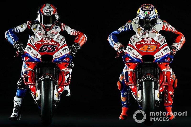 Команда Pramac представила оновлену ліврею MotoGP сезону-2019