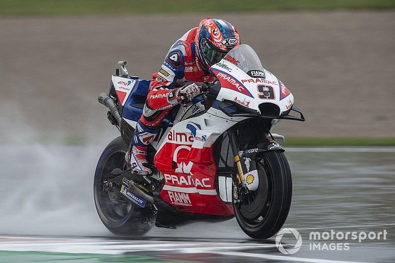MOTO GP GRAND PRIX DE VALENCE 2018 Danilo-petrucci-pramac-racing-