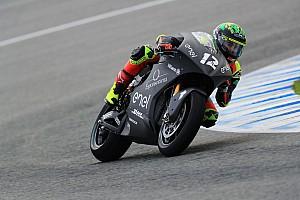 Brasileiro da MotoE relata tensão durante incêndio no paddock em Jerez