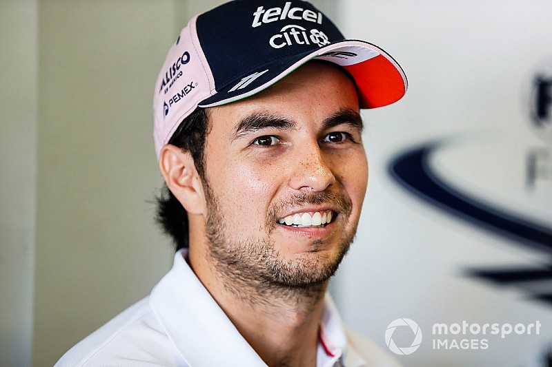 Officieel: Perez verlengt contract bij Force India