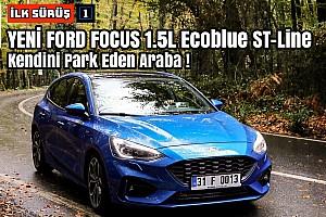 İlk sürüş: Yeni Ford Focus ST-Line