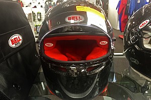 Supercars stars to debut series-first helmet design