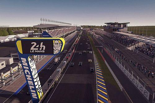 Canlı izle: Sanal Le Mans 24 Saat yarışı